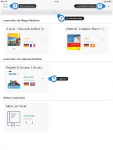 Lerncenter iOS