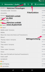 Bibliothek Android (1)