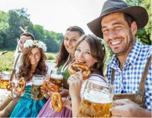 oktoberfest in deutschland