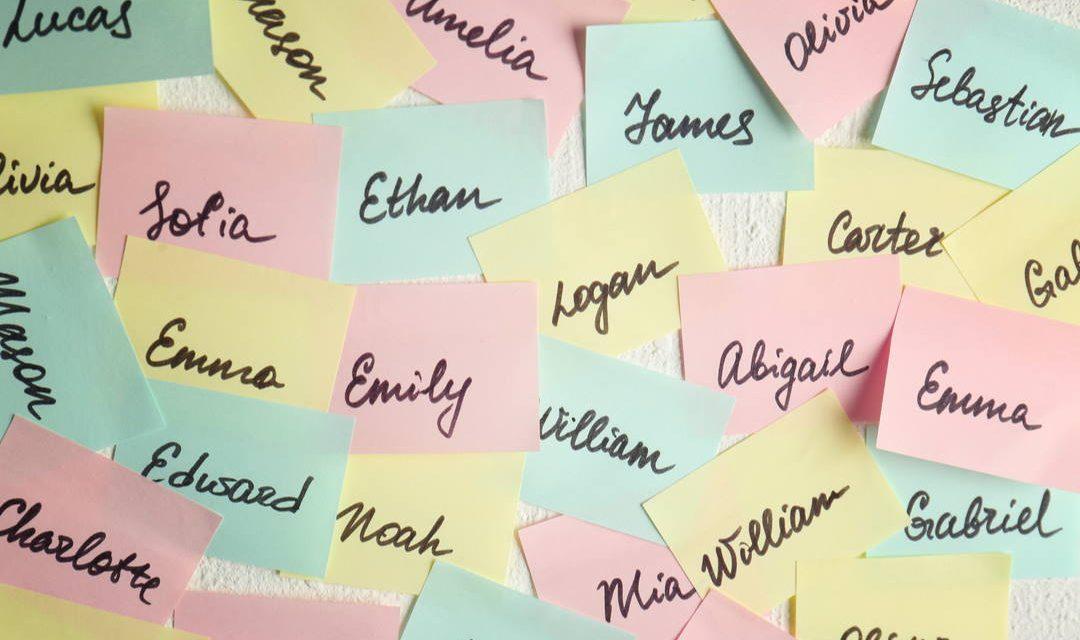 Was sagt dein Vorname über dich aus?
