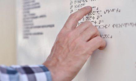 Blindenschrift: Lesen, ohne zu sehen