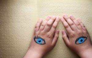 Lesen, ohne zu sehen – Blindenschrift