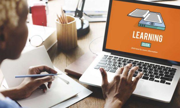Mit einem Vokabelprogramm adaptiv lernen