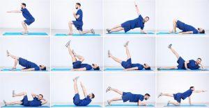 Bewegungsübungen