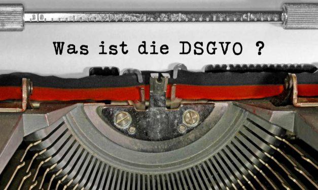 DSGVO – Inhalt und Neuerungen bei phase6