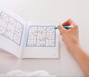 Sudoku ausfüllen