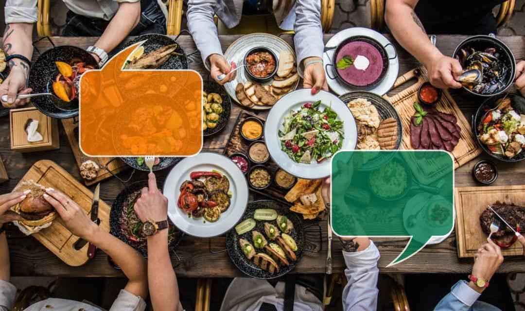 Sprichwörter über Essen – Warum sagen wir eigentlich…?