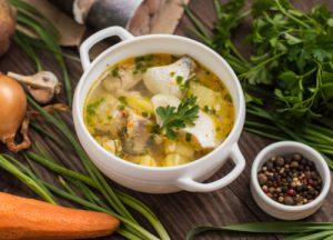 Merke: Gut durchziehen lassen, die Suppe!