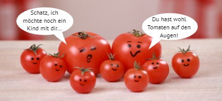 Warum sagen wir eigentlich…? Sprichwörter über die Tomate