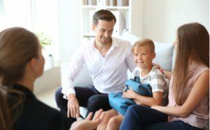 Elterngespräche mit Kind führen