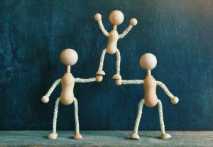 Gemeinsam ist man stärker!