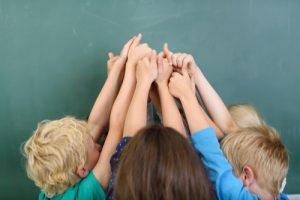 Zusammenhalt bringt Lernerfolg