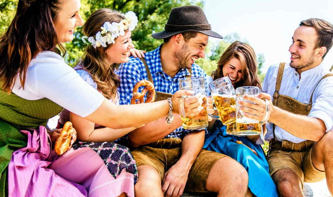 Made in Germany: Oktoberfest, Kindergarten und Co.