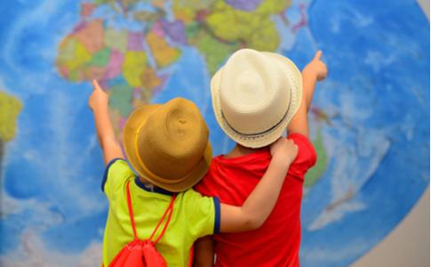 Reisen und Sprachen lernen