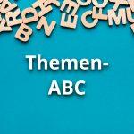 Themen-ABC