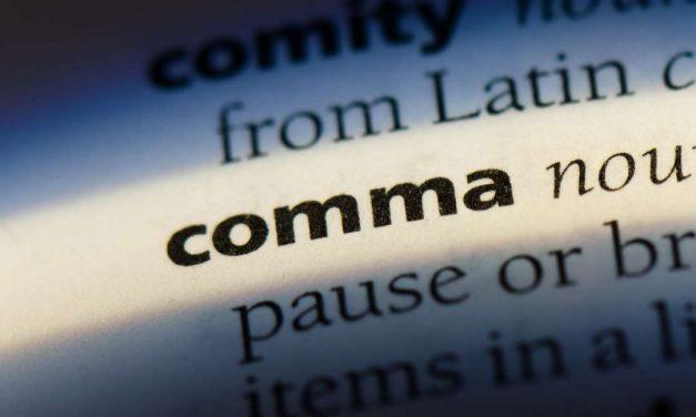 Kommasetzung im Englischen: Diese Regeln solltest du kennen