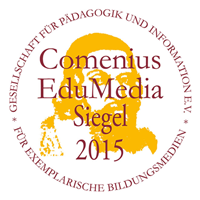 Comenius EduMed Siegel 2015
