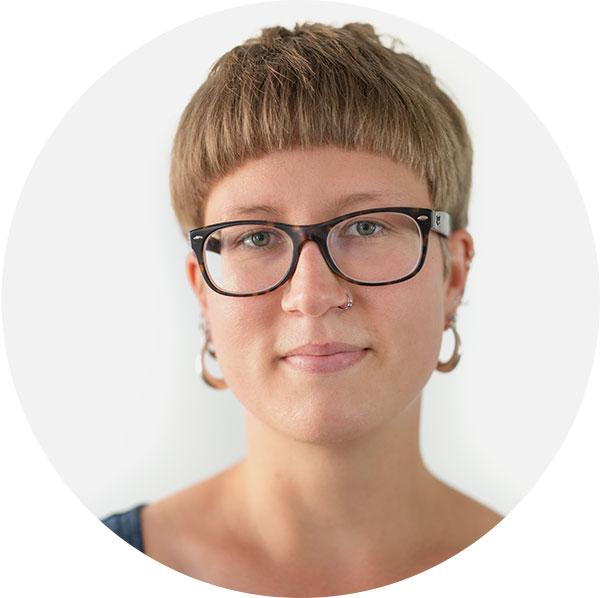 Ihre Schulbetreuerin: Johanna Kaiser