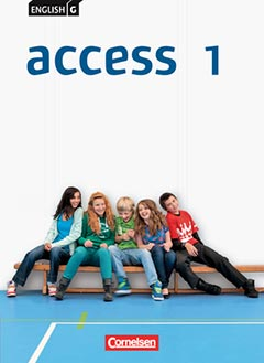 cornelsen Access - English G Access