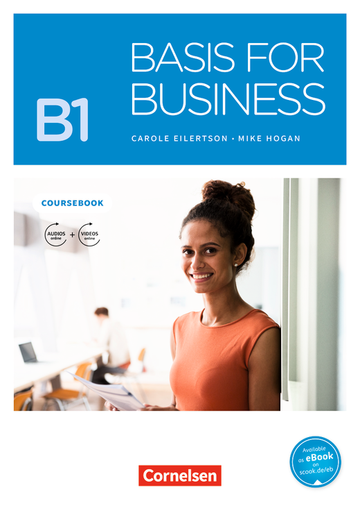 cornelsen Basis for Business New Edition