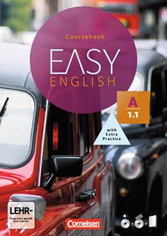 cornelsen Easy English