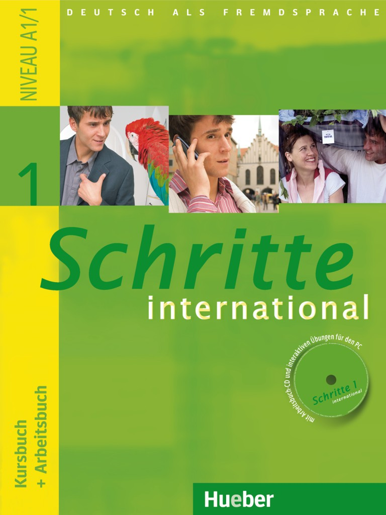 hueber Schritte international