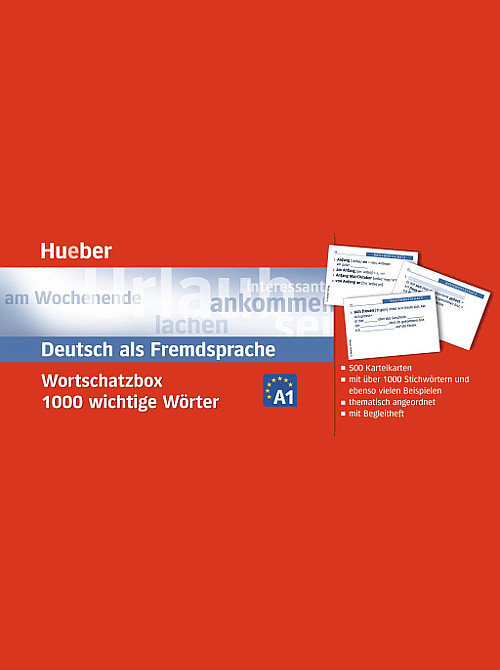 hueber Wortschatzbox