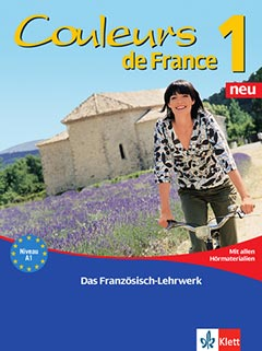 klett-sprachen Couleurs de France neu