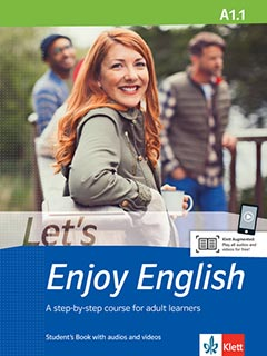klett-sprachen Let's enjoy English