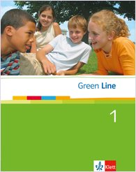 Ernst Klett Verlag Klett Green Line - Band 1 (Audio)